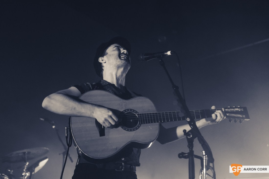 Villagers in Vicar Street, Dublin on 14-Dec-19 by Aaron Corr-0998