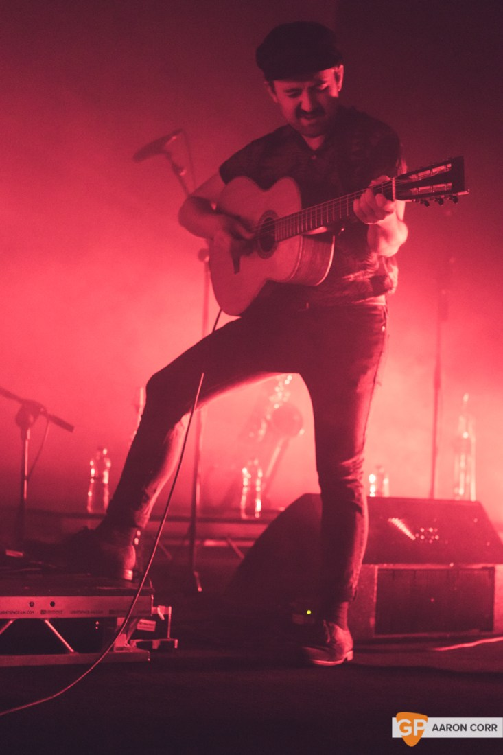 Villagers in Vicar Street, Dublin on 14-Dec-19 by Aaron Corr-1056