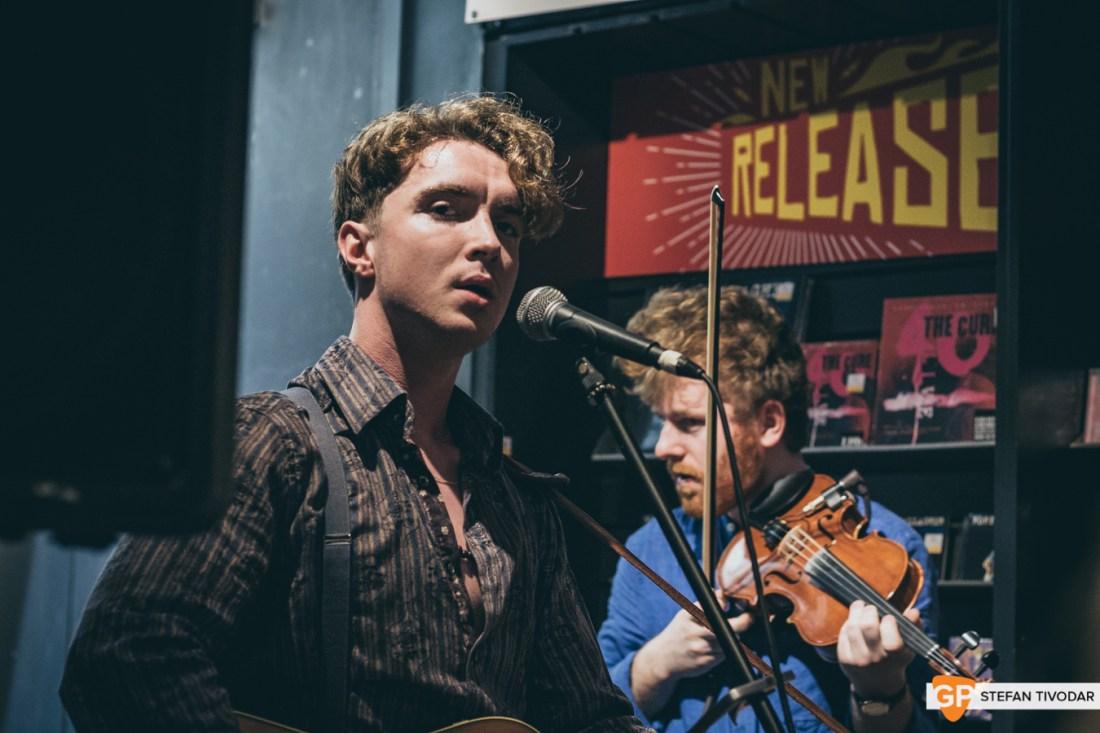 David Keenan Album Launch Tower Records Dublin 2020 Tivodar 11