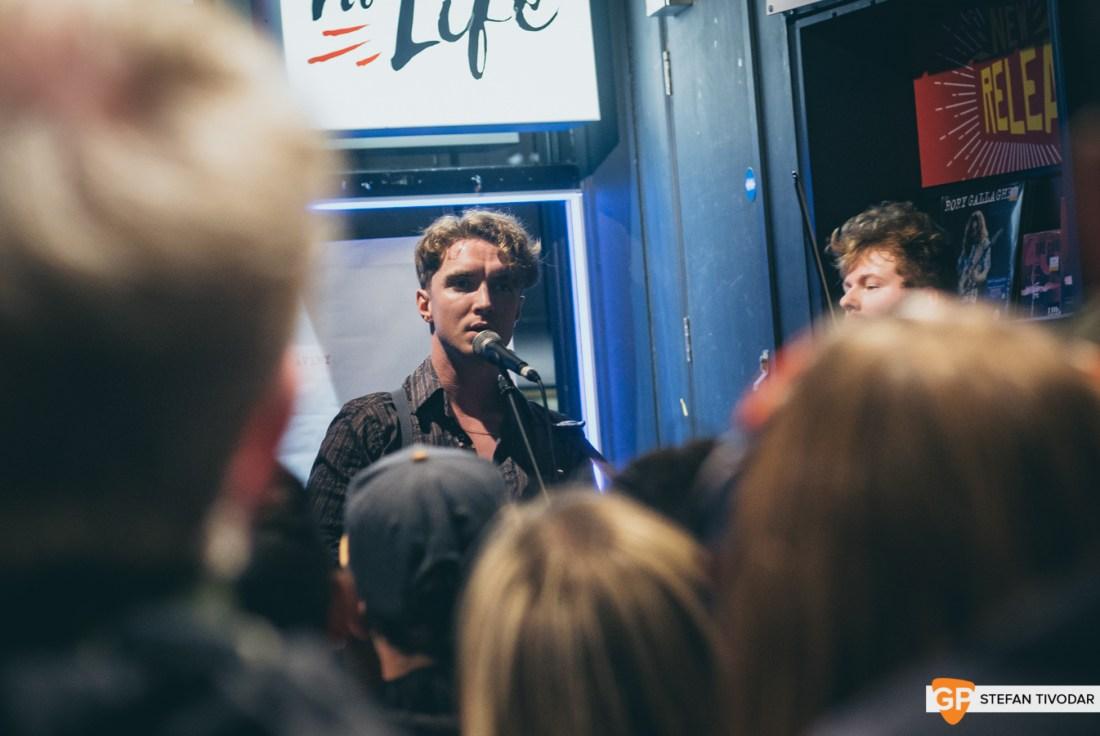 David Keenan Album Launch Tower Records Dublin 2020 Tivodar 12