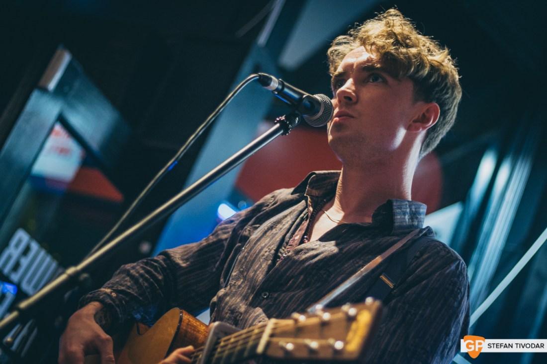 David Keenan Album Launch Tower Records Dublin 2020 Tivodar 15