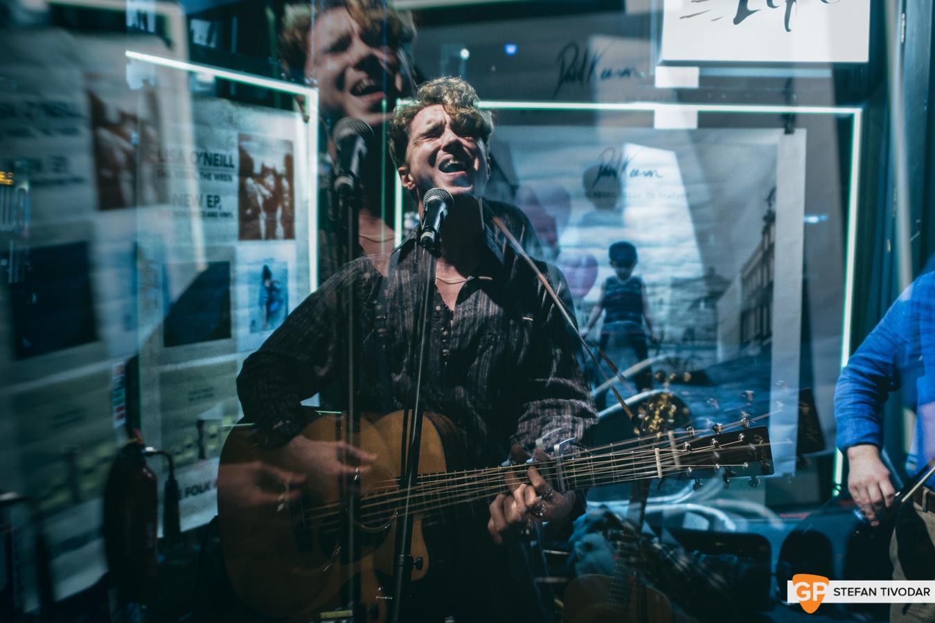 David Keenan Album Launch Tower Records Dublin 2020 Tivodar 3
