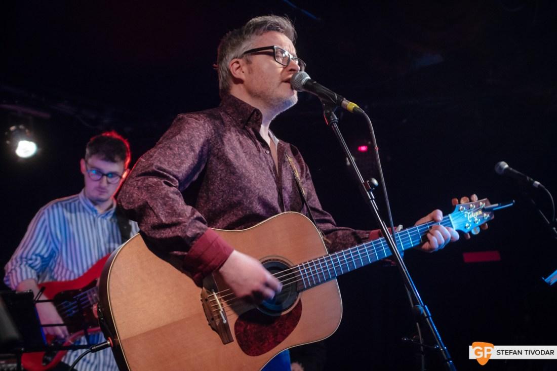 I Heart Bowie Whelans Dublin 2020 Tivodar 15
