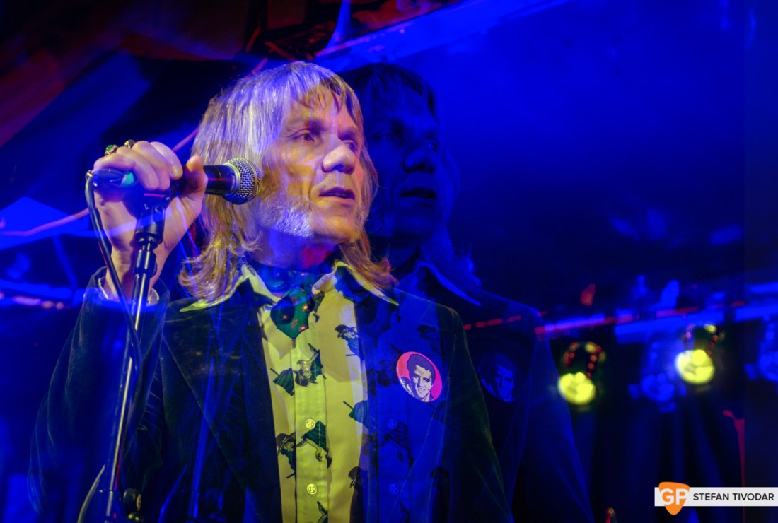I Heart Bowie Whelans Dublin 2020 Tivodar 7