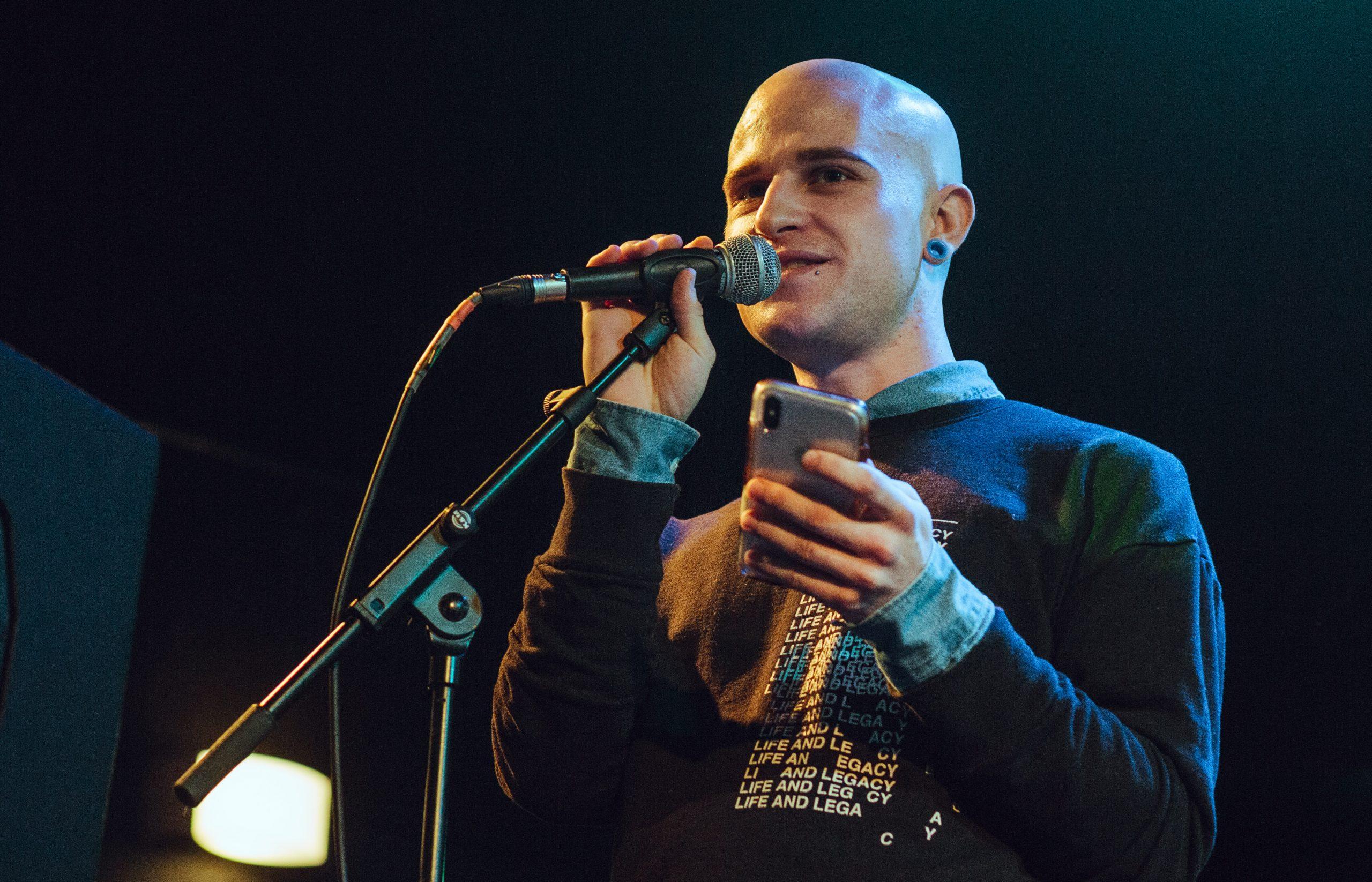 James Crickard, First Fortnight, Kino, Cork, 11-01-20-2