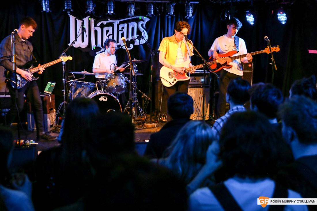 Milk. at Whelans Ones To Watch by Roisin Murphy O'Sullivan (1 of 3)