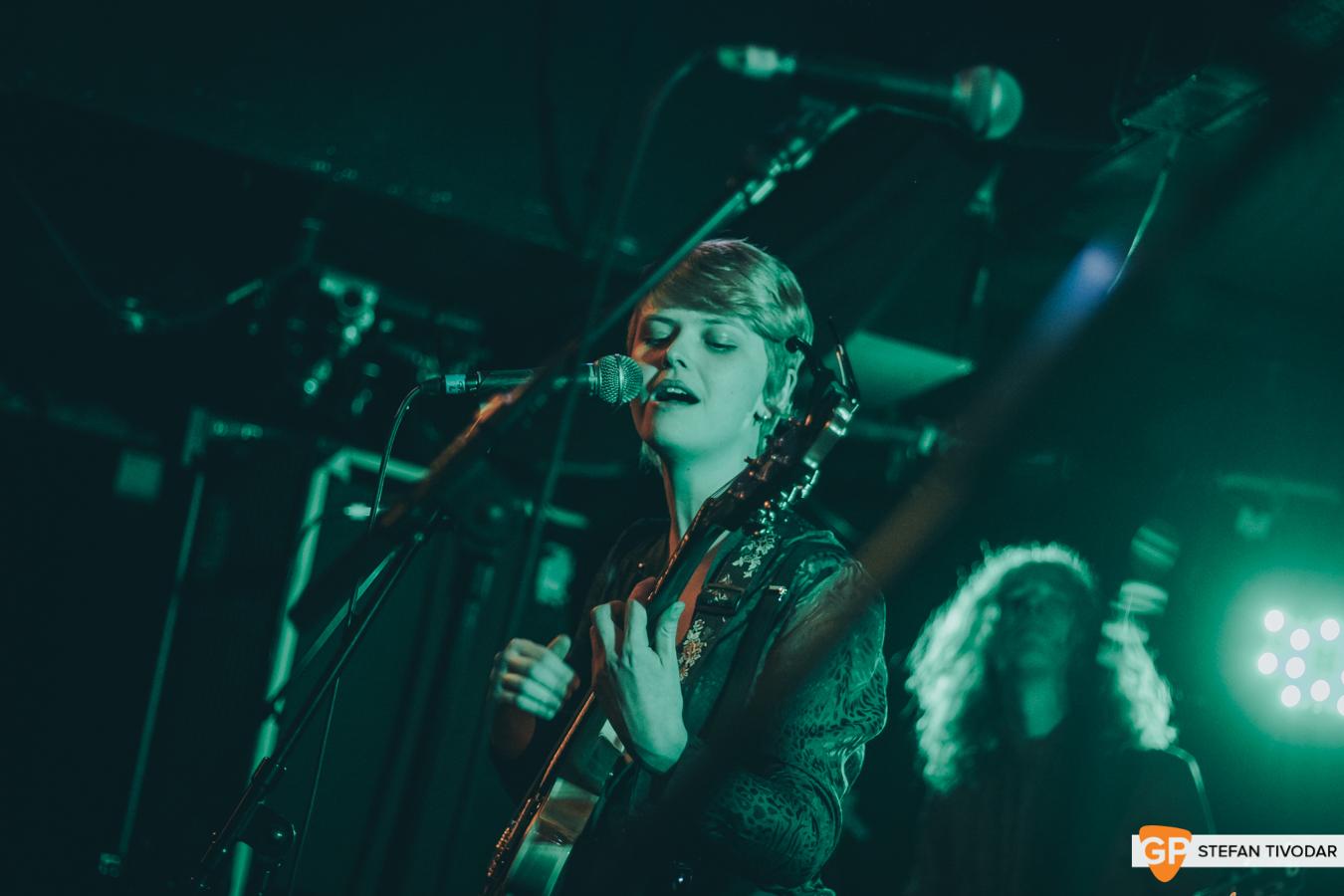 Pixie Cut Rhythm Orchestra Whelan's Ones to Watch 17 January 2020 Dublin Tivodar 6