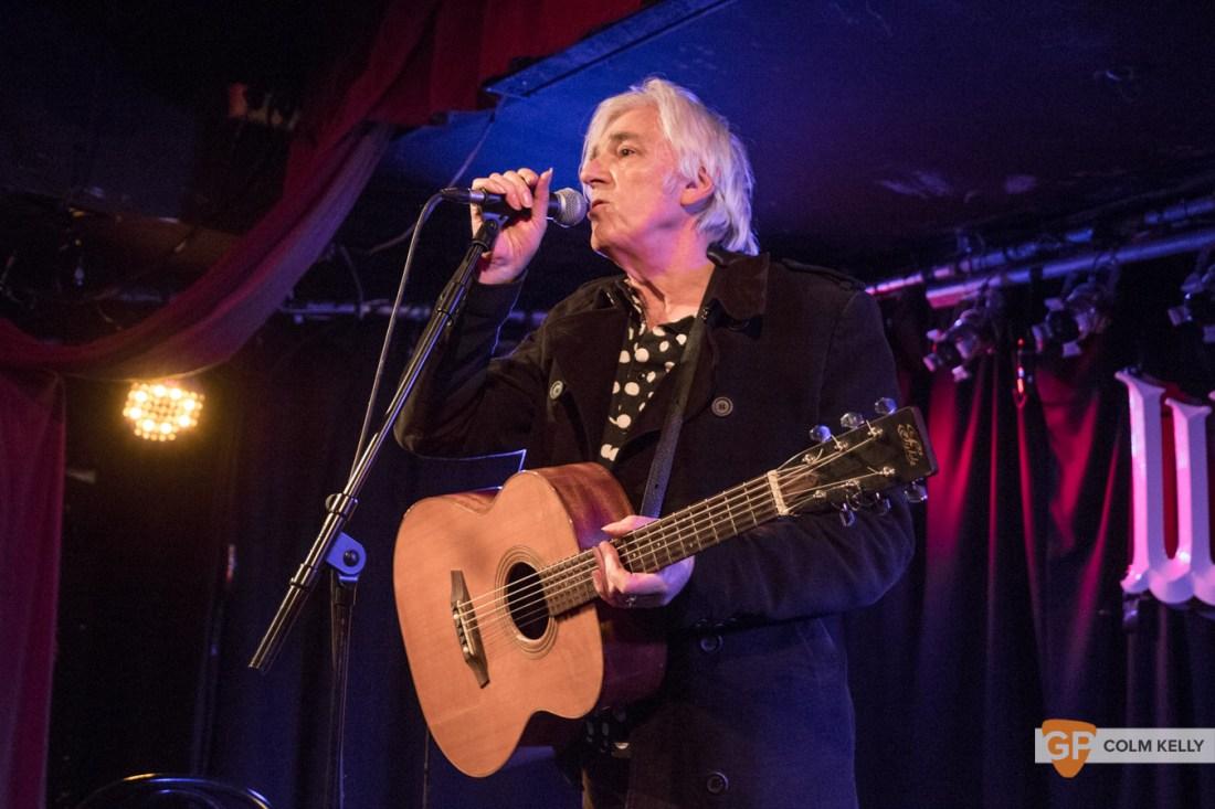 Robyn Hitchcock at Whelan's, Dublin 28.1.2019 Copyright Colm Kelly-305