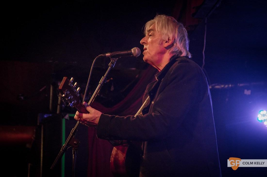 Robyn Hitchcock at Whelan's, Dublin 28.1.2019 Copyright Colm Kelly-400