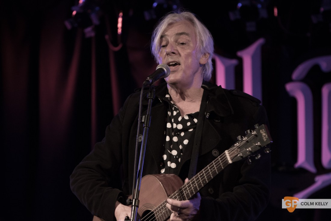 Robyn Hitchcock at Whelan's, Dublin 28.1.2019 Copyright Colm Kelly-477