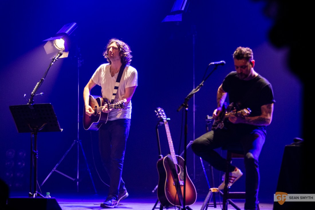 Snow Patrol at The Olympia Theatre, Dublin by Sean Smyth (15-1-20) (11 of 20)