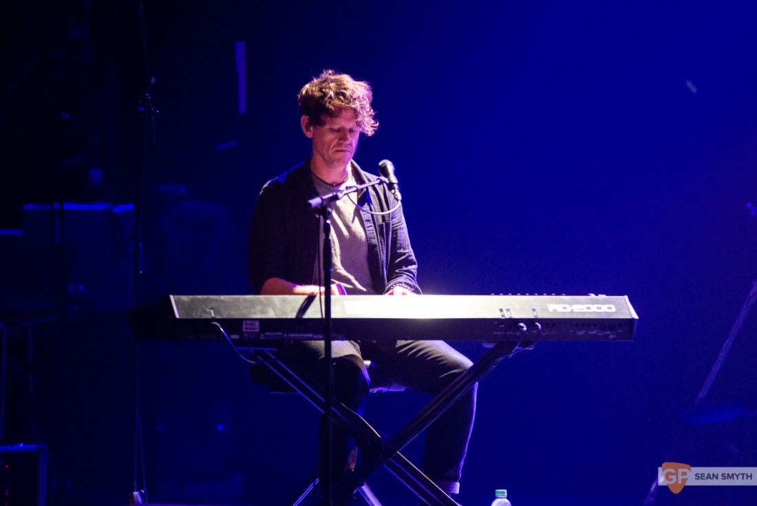 Snow Patrol at The Olympia Theatre, Dublin by Sean Smyth (15-1-20) (12 of 20)