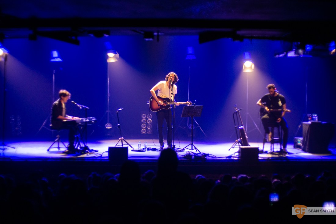 Snow Patrol at The Olympia Theatre, Dublin by Sean Smyth (15-1-20) (3 of 20)