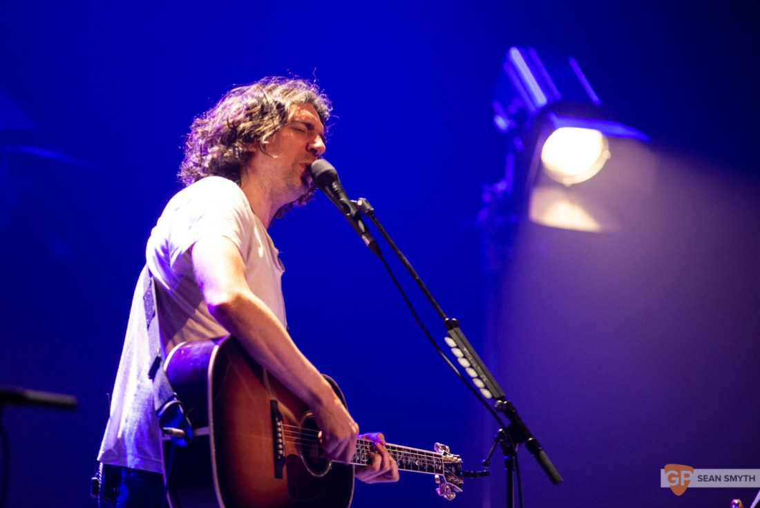 Snow Patrol at The Olympia Theatre, Dublin by Sean Smyth (15-1-20) (7 of 20)
