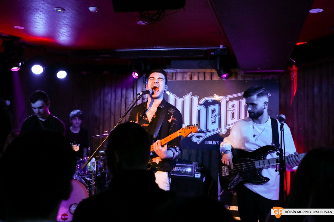 The Valmonts at Whelans Ones To Watch by Roisin Murphy O'Sullivan (7 of 7)