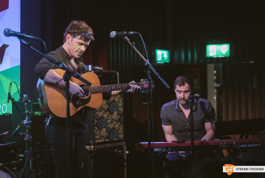 The Young Folk Frightened Rabbit Revisited Sugar Club Dublin Jan 2020 Tivodar 6