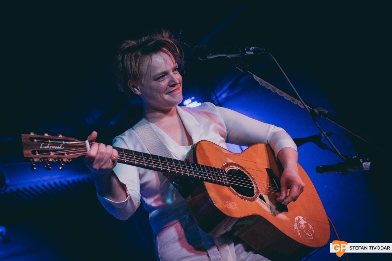 Wallis Bird Women's Christmas in aid of DDRC Day 1 Workmans Dublin Tivodar 6