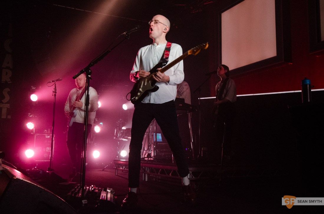 Bombay Bicycle Club at Vicar Street, Dublin by Sean Smyth (10-2-20) (8 of 13)