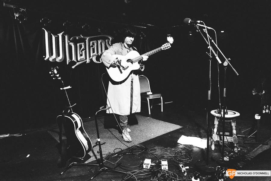 Fionn Regan performing in Whelan's to a sold out crowd. Photos by Nicholas O'Donnell. (1 of 15)
