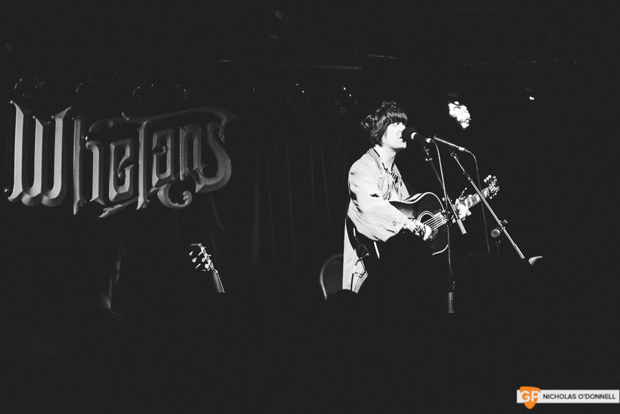 Fionn Regan performing in Whelan's to a sold out crowd. Photos by Nicholas O'Donnell. (13 of 15)