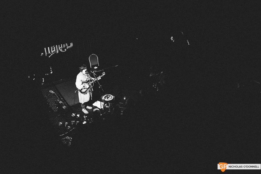 Fionn Regan performing in Whelan's to a sold out crowd. Photos by Nicholas O'Donnell. (9 of 15)