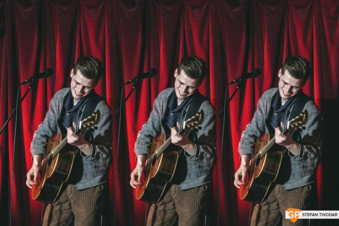 Hudson Taylor pre-album launch Whelans Dublin February 2020 Tivodar 6