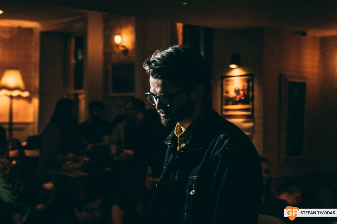 Hudson Taylor pre-album launch Whelans Dublin February 2020 Tivodar 8