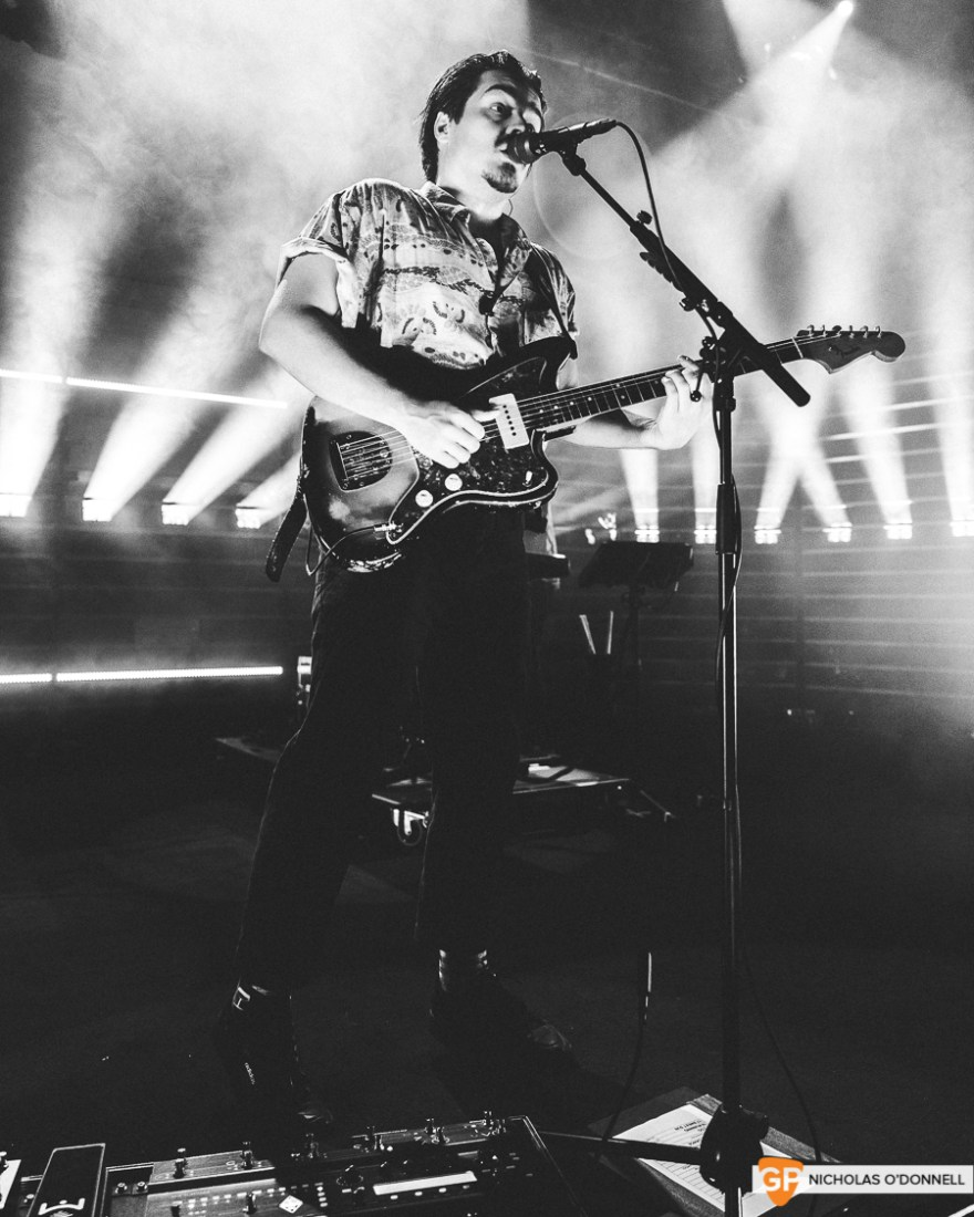 Milky Chance performing in Vicar Street. Photos by Nicholas O'Donnell.