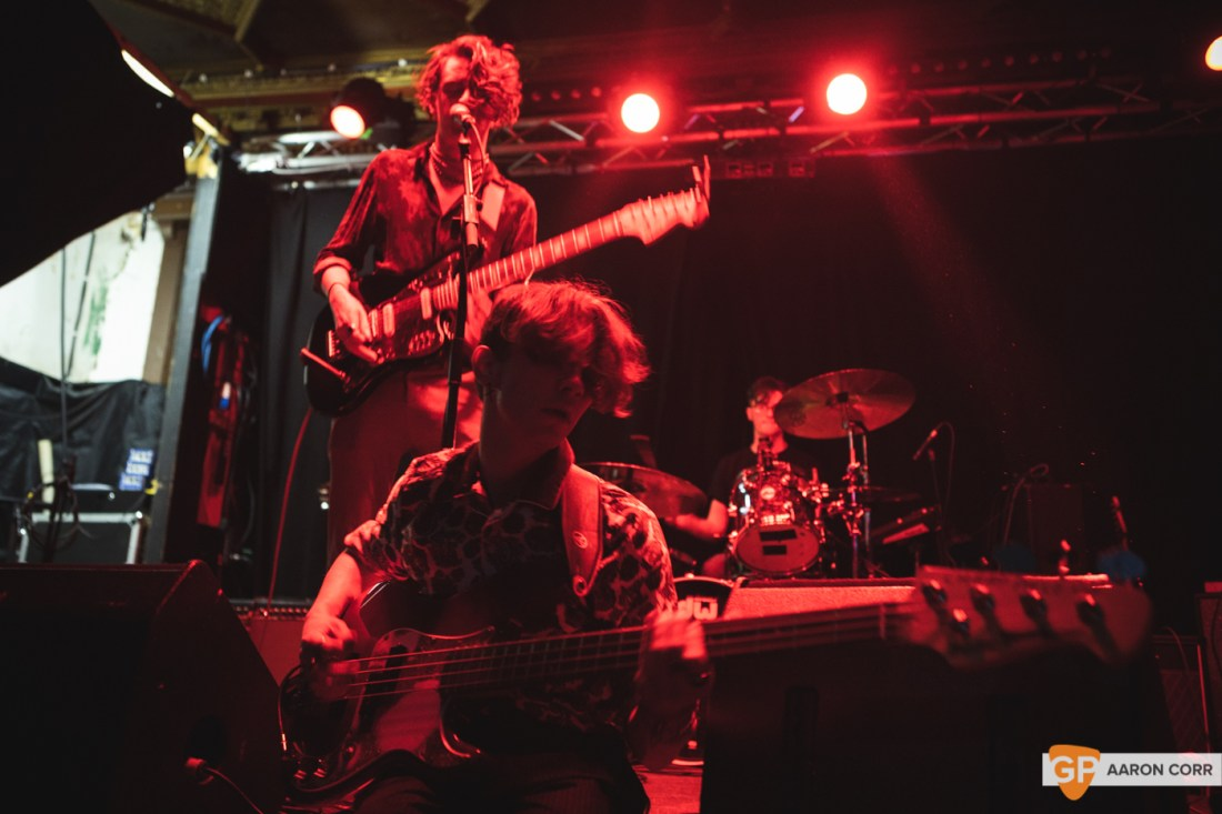 Nerves live at The Sound House, Dublin on 17-Feb-20 by Aaron Corr-2106