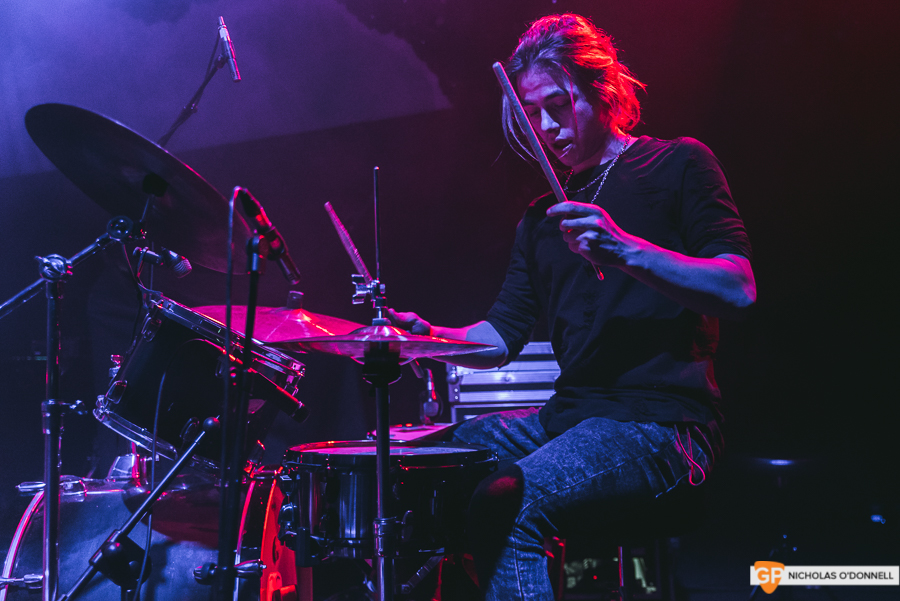 Support 1- Casey Lowry opening for Milky Chance in Vicar Street. Photos by Nicholas O'Donnell (2 of 5)