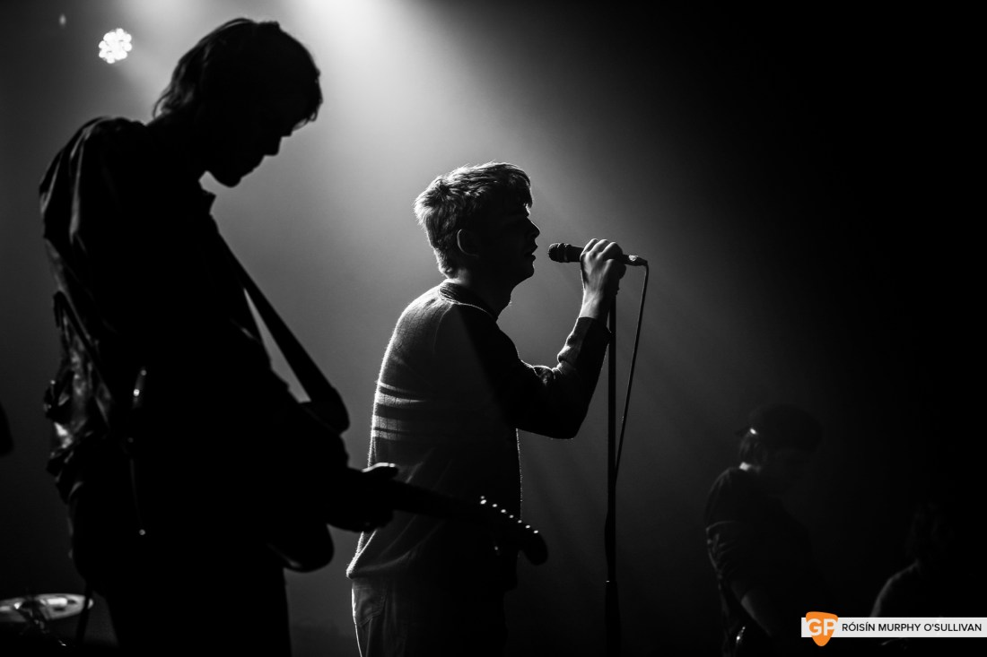 Fontaines D.C in The Olympia by Roisin Murphy O'Sullivan (19 of 21)
