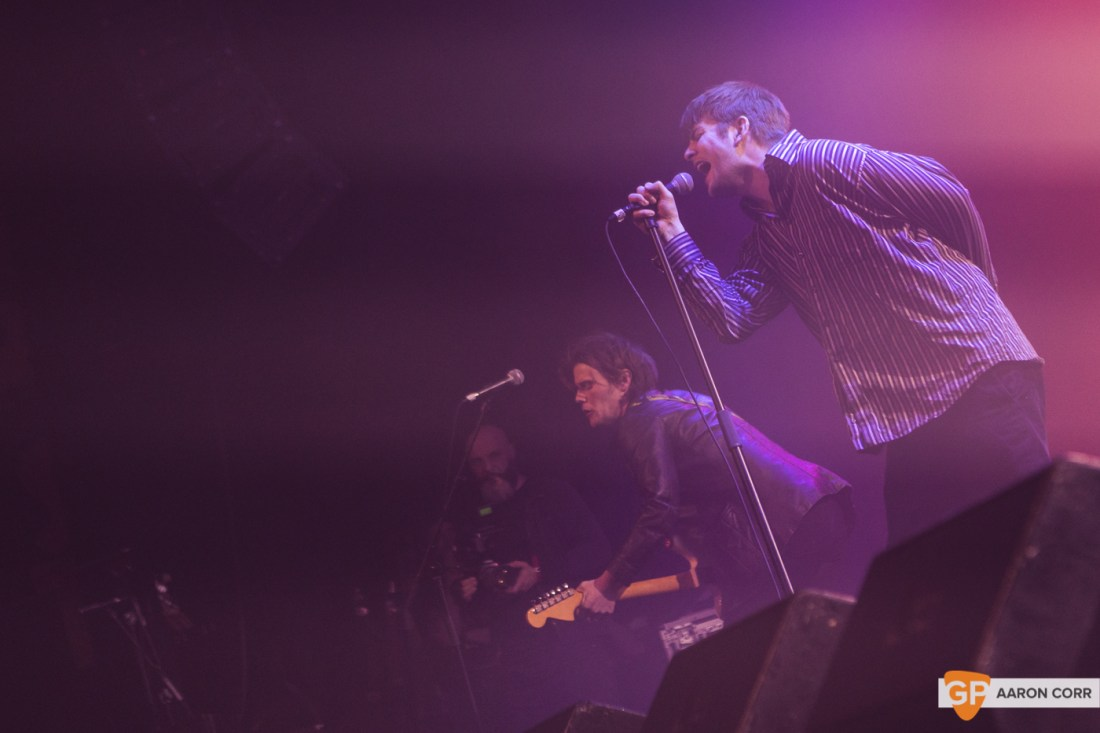 Fontaines DC at Choice Music Prize 2020 in Vicar Street, Dublin on 05-Mar-20 by Aaron Corr-2713