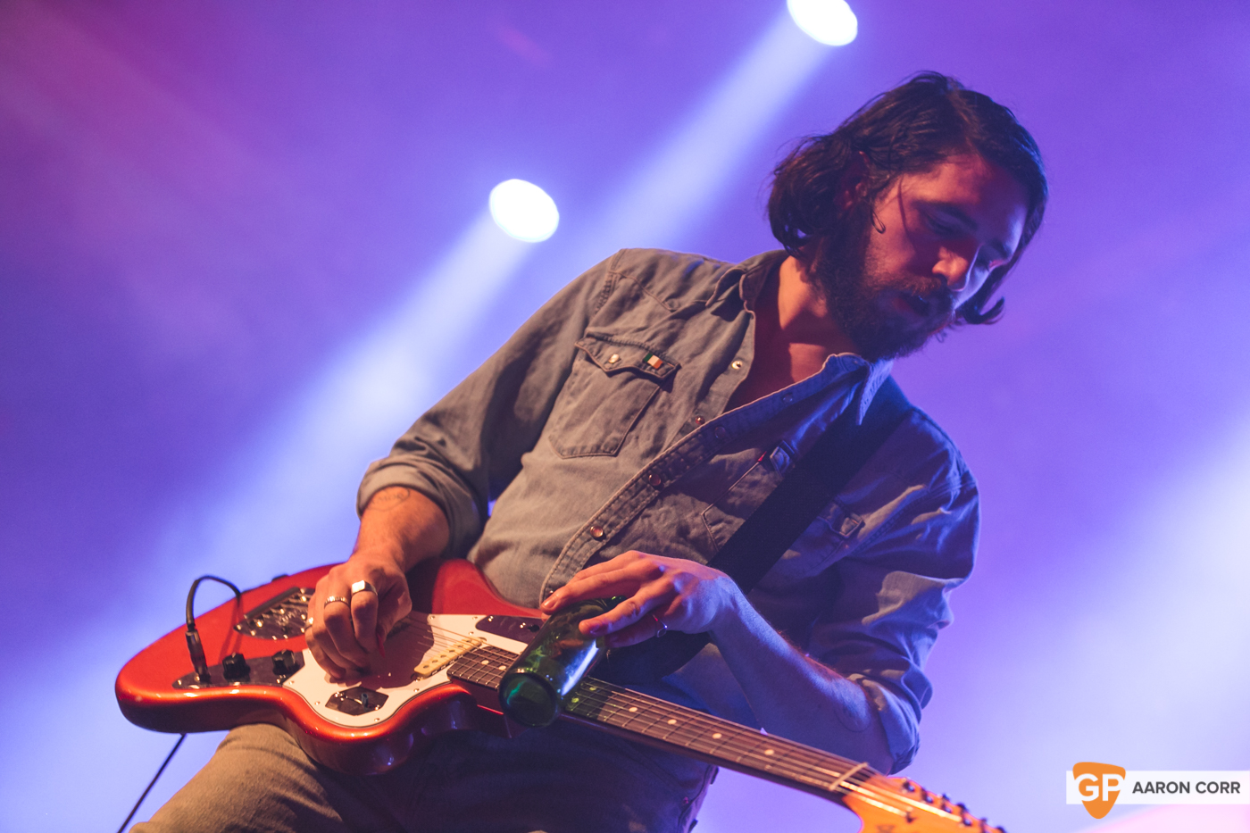 Fontaines DC at Choice Music Prize 2020 in Vicar Street, Dublin on 05-Mar-20 by Aaron Corr-5468