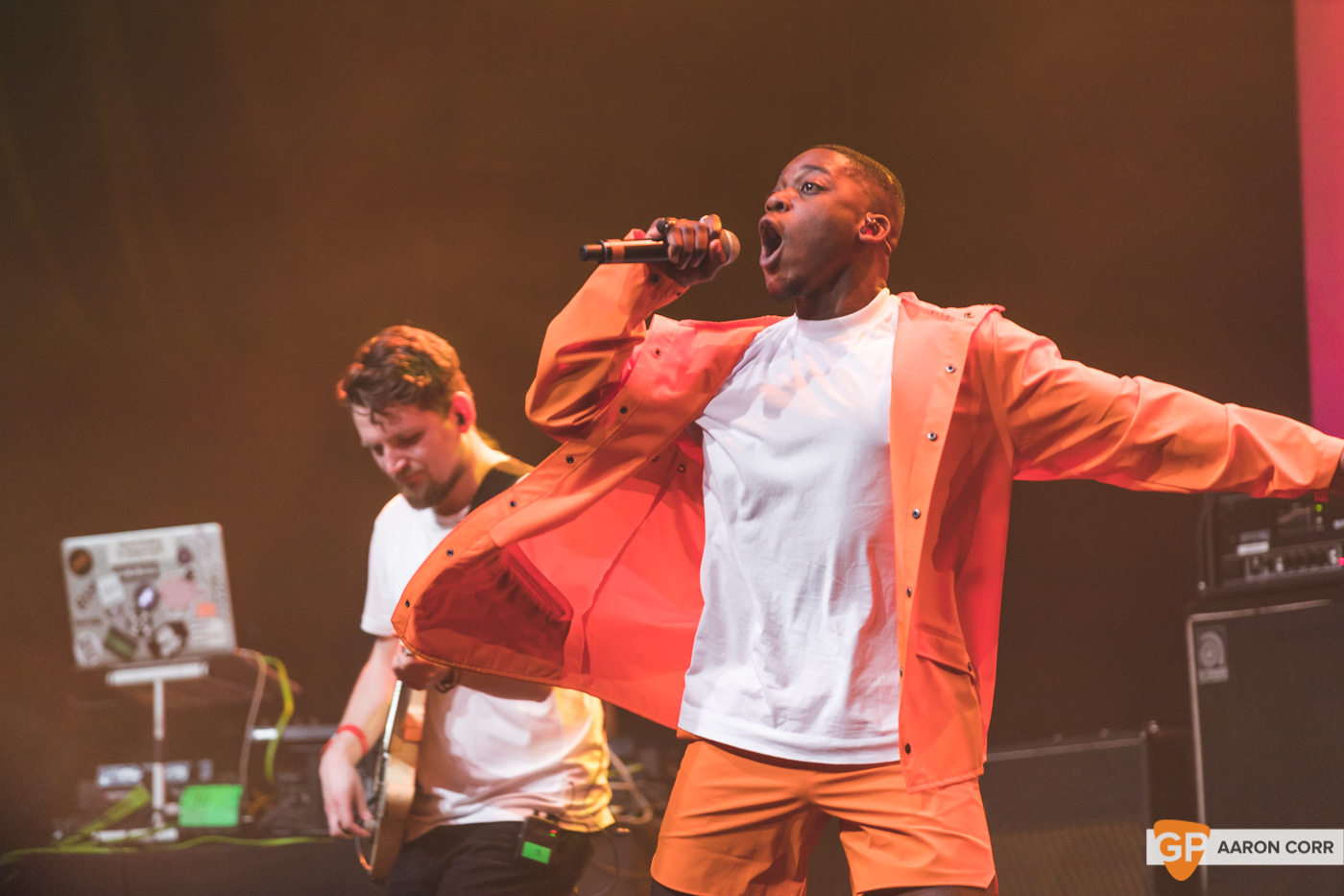 Jafaris at Choice Music Prize 2020 in Vicar Street, Dublin on 05-Mar-20 by Aaron Corr-2608