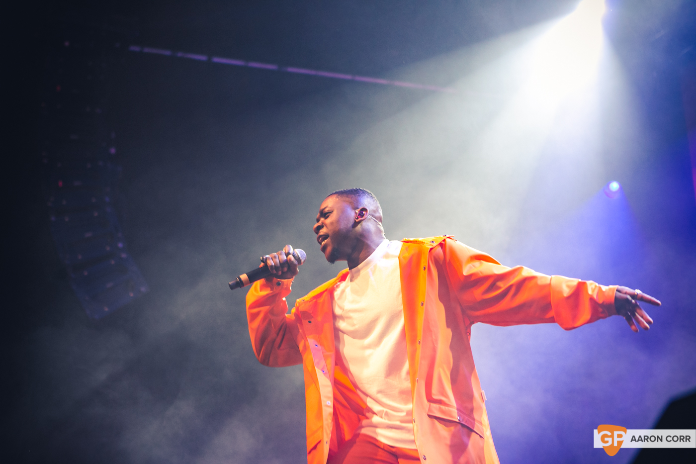 Jafaris at Choice Music Prize 2020 in Vicar Street, Dublin on 05-Mar-20 by Aaron Corr-5192