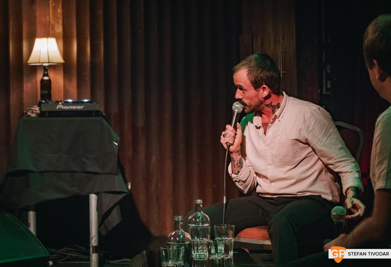 Joe Talbot Sugar Club Dublin March 2020 Tivodar 11