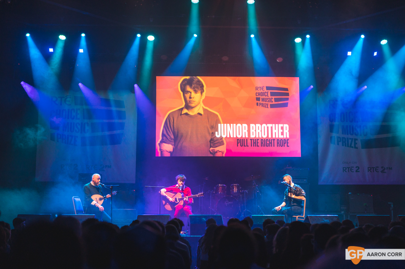 Junior Brother at Choice Music Prize 2020 in Vicar Street, Dublin on 05-Mar-20 by Aaron Corr-2525