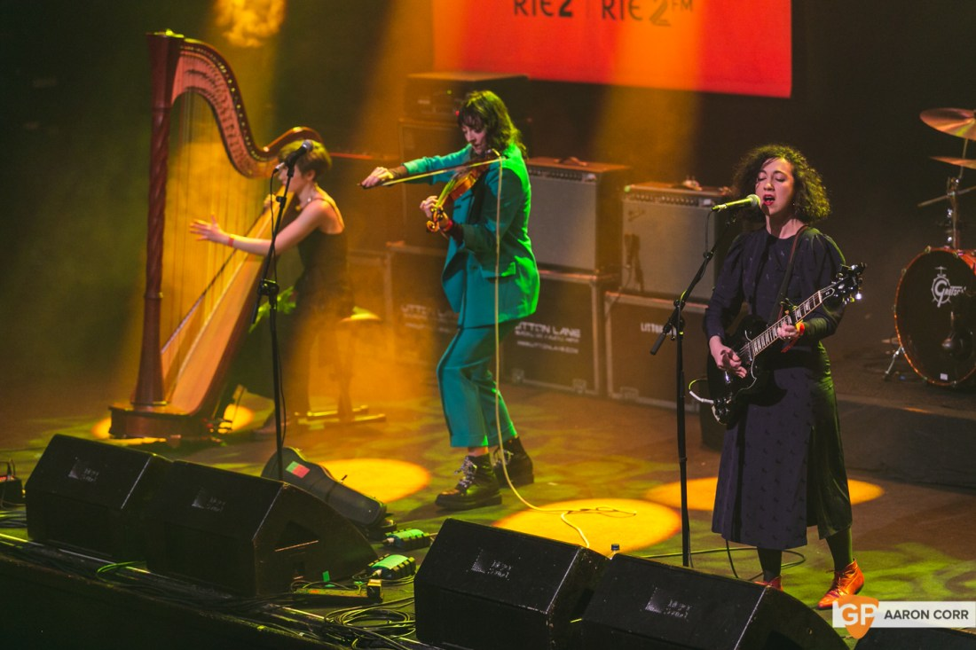Maija Sofia at Choice Music Prize 2020 in Vicar Street, Dublin on 05-Mar-20 by Aaron Corr-4988