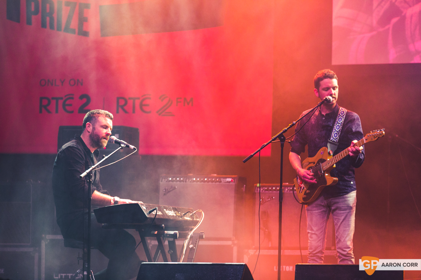 Mick Flannery at Choice Music Prize 2020 in Vicar Street, Dublin on 05-Mar-20 by Aaron Corr-5581