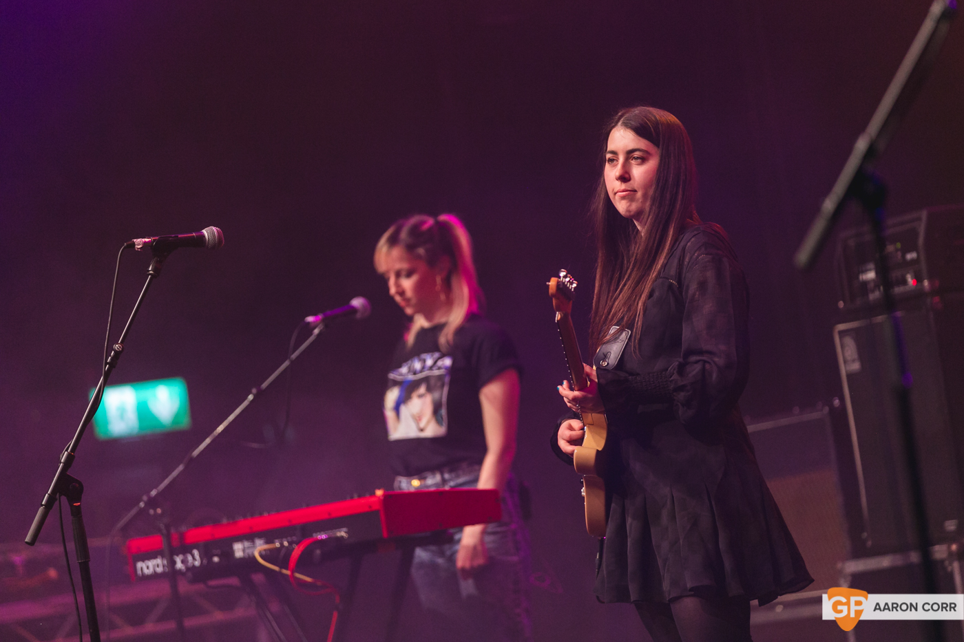 Sorcha Richardson at Choice Music Prize 2020 in Vicar Street, Dublin on 05-Mar-20 by Aaron Corr-5269