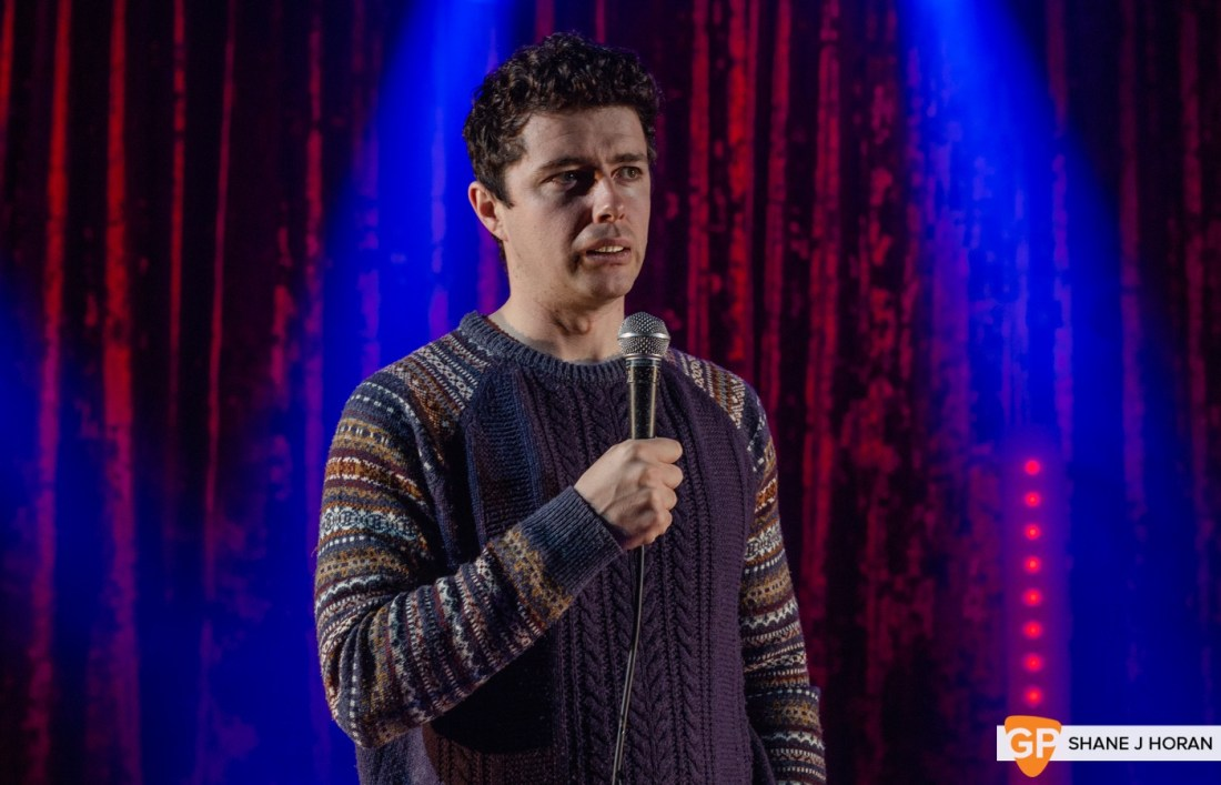 The CoCo Christmas Comedy Show pt1, Bernard Casey, Kino, Cork, Shane J Horan, 20-12-20-4