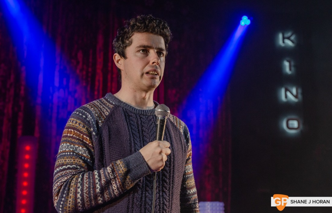 The CoCo Christmas Comedy Show pt1, Bernard Casey, Kino, Cork, Shane J Horan, 20-12-20-7