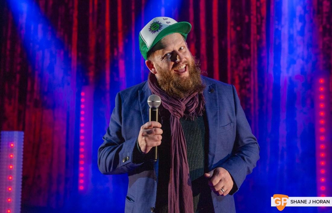 The CoCo Christmas Comedy Show pt1, Cornelius Patrick O' Sullivan, Kino, Cork, Shane J Horan, 20-12-20-2