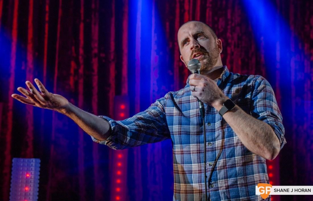 The CoCo Christmas Comedy Show pt1, Donal McswenneyDarragh Murphy, Kino, Cork, Shane J Horan, 20-12-20-2