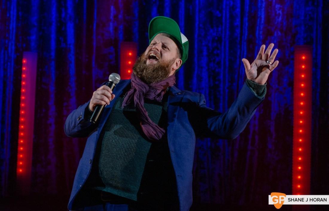 The CoCo Christmas Comedy Show pt2, Cornelius Patrick O' Sullivan, Kino, Cork, Shane J Horan, 20-12-20-6