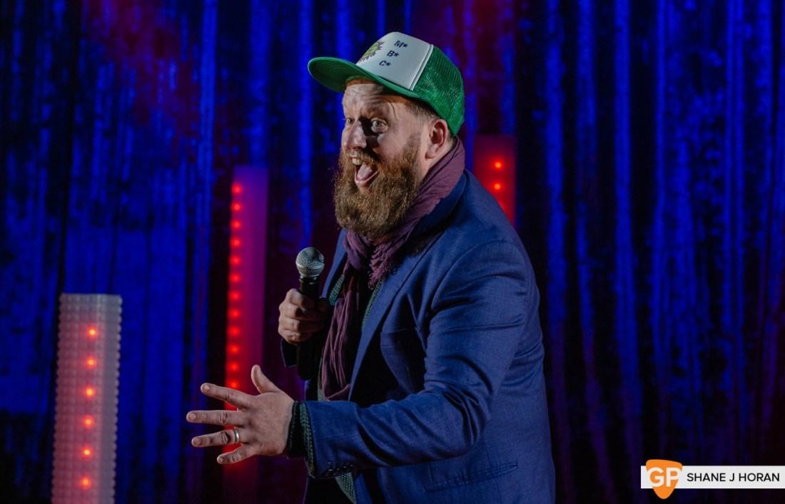 The CoCo Christmas Comedy Show pt2, Cornelius Patrick O' Sullivan, Kino, Cork, Shane J Horan, 20-12-20-7
