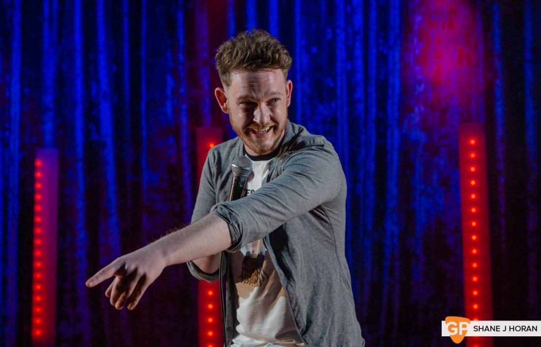 The CoCo Christmas Comedy Show pt2, Mike Morgan, Kino, Cork, Shane J Horan, 20-12-20-3
