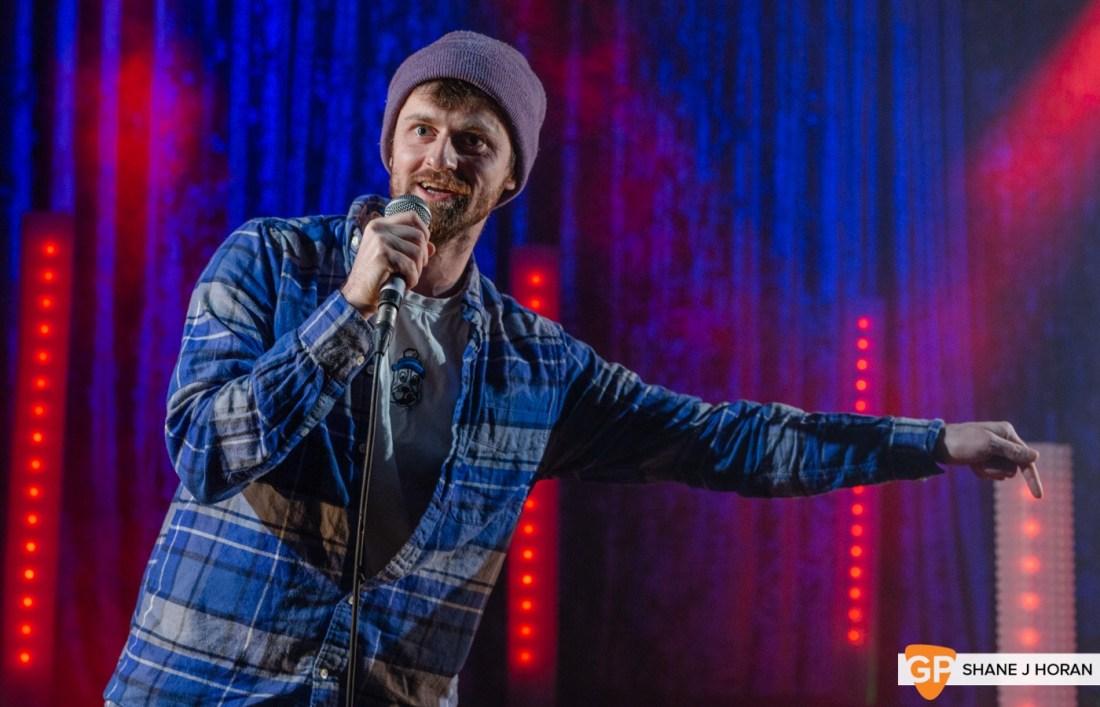 The CoCo Christmas Comedy Show pt2, Richy Sheehy, Kino, Cork, Shane J Horan, 20-12-20-5
