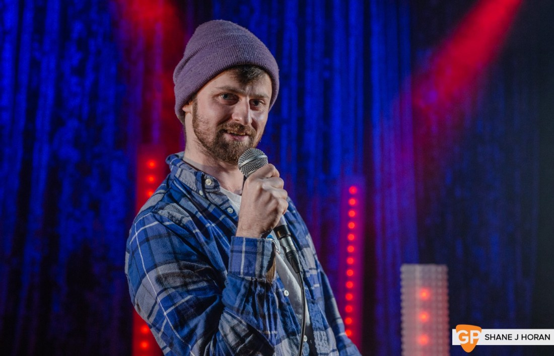 The CoCo Christmas Comedy Show pt2, Richy Sheehy, Kino, Cork, Shane J Horan, 20-12-20-6