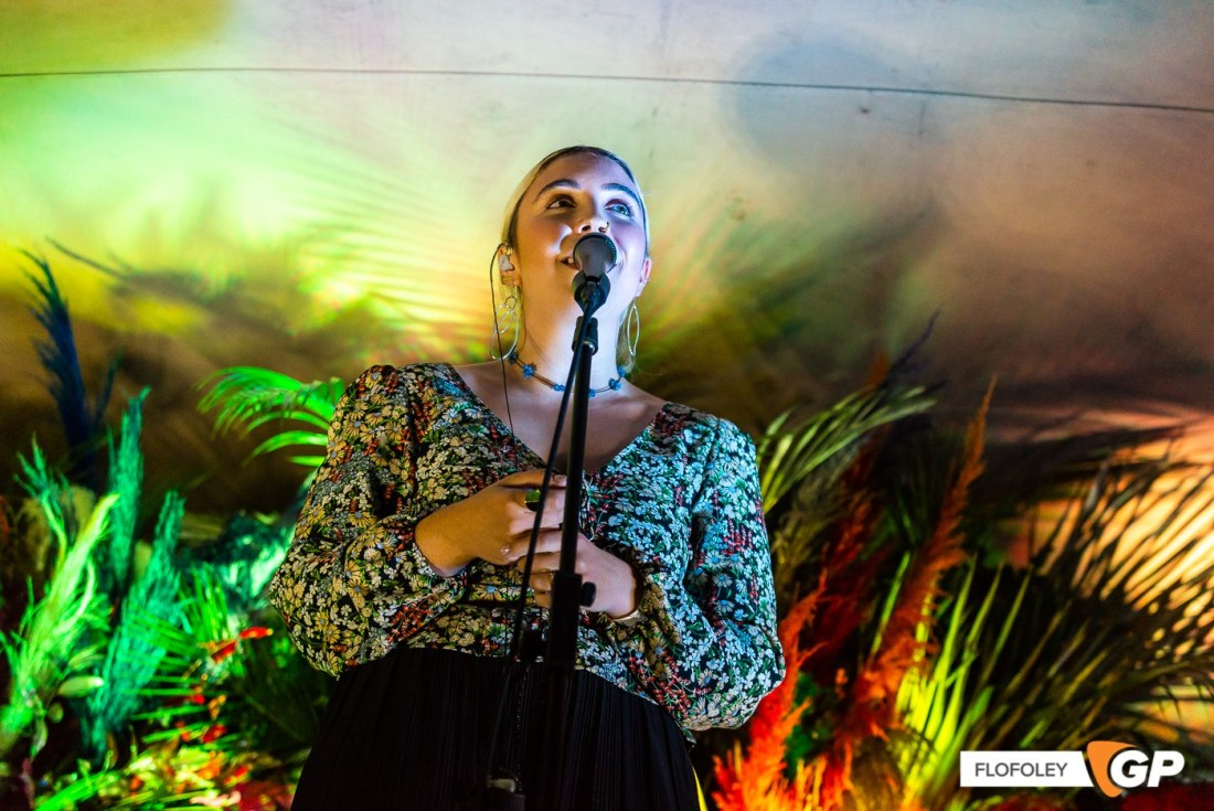 Saint Sister at Meet Me At The Castle, Clare Galway Castle, Photographer Ciaran Foley, 25-09-2021-9